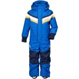 Didriksons Romme Kid's Coverall overall, Romme Kid's Coverall overall, Indigo Blue 187