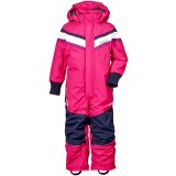 Didriksons Romme Kid's Coverall overall, Romme Kid's Coverall overall, 070/FUCHSIA