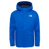 The North Face Youth Snowquest Jacket jacka, Youth Snowquest Jacket jacka, Bright Cobalt Blue
