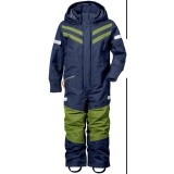 Didriksons Bark Kid's Coverall overall, Bark Kid's Coverall overall, Navy 039