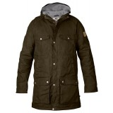 Fjällräven Greenland Winter Parka, Greenland Winter Parka, Dark Olive/Grey