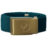 Fjällräven Kids Canvas Belt, Kids Canvas Belt, Glacier Green