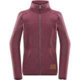 Haglöfs SWOOK JACKET JUNIOR juniorfleece, SWOOK JACKET JUNIOR juniorfleece, Aubergine