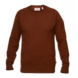 Fjällräven Övik Re-Wool Sweater herrsweater, Övik Re-Wool Sweater herrsweater, Autumn Leaf