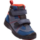 Keen Kids Hikeport Mid Strap WP str. 32-39, Kids Hikeport Mid Strap WP str. 32-39, DRESS BLUES/BLUE NIGHTS