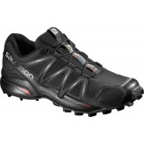 Salomon SPEEDCROSS 4 herrskor, SPEEDCROSS 4 herrskor, Black/Black/BLACK METALLIC