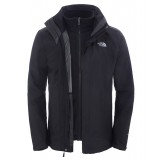 The North Face EVOLUTION II TRICLIMATE JACKET MEN herrjacka, EVOLUTION II TRICLIMATE JACKET MEN herrjacka, Tnf Black