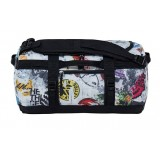 The North Face Base Camp Duffel XS, Base Camp Duffel XS, TNF Red Sticker/TNF Black
