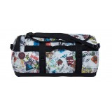 The North Face Base Camp Duffel M, Base Camp Duffel M, TNF Red Sticker/TNF Black