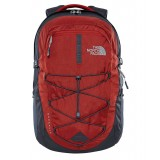 The North Face Borealis ryggsäck, Borealis ryggsäck, Ketchup Red/Asphalt Grey