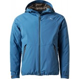 Yeti Reese Down Jacket dunjacka, Reese Down Jacket dunjacka, Ensign Blue/Deep Brown