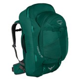 Osprey Fairview 55 ryggsäck/duffel, Fairview 55 ryggsäck/duffel, Rainforest Green
