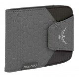 Osprey QuickLock RFID Wallet plånbok, QuickLock RFID Wallet plånbok, Shadow Grey
