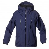Isbjörn MONSUNE Hard Shell Jacket barnjacka, MONSUNE Hard Shell Jacket barnjacka, Navy