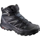 Salomon X ULTRA 3 MID GTX® herrkängor, X ULTRA 3 MID GTX® herrkängor, Black/India Ink/Monument