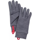 Hestra Touch Point Warmth 5 Finger handske, Touch Point Warmth 5 Finger handske, Grey