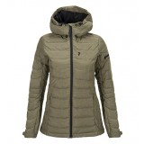 Peak Performance BLACKBURN JACKET WMS damjacka, BLACKBURN JACKET WMS damjacka, Soil Olive/Black