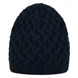 Peak Performance EMBO KNIT HAT dam mössa, EMBO KNIT HAT dam mössa, Salute Blue